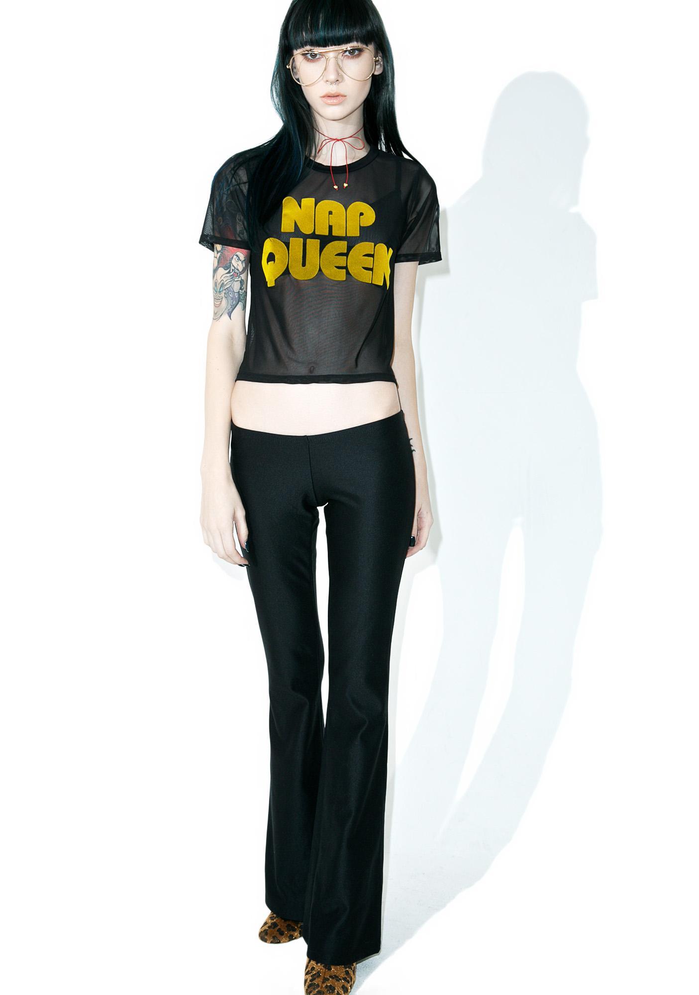 Nap Queen Mesh Shirt