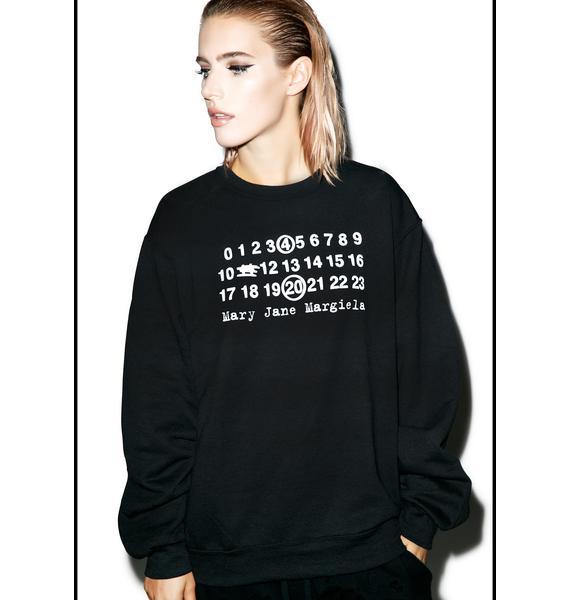 Reason Munchies Crewneck Sweater