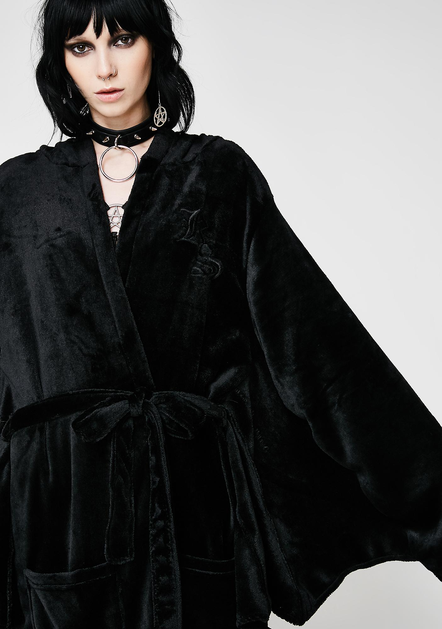 Killstar In Mourning Robe
