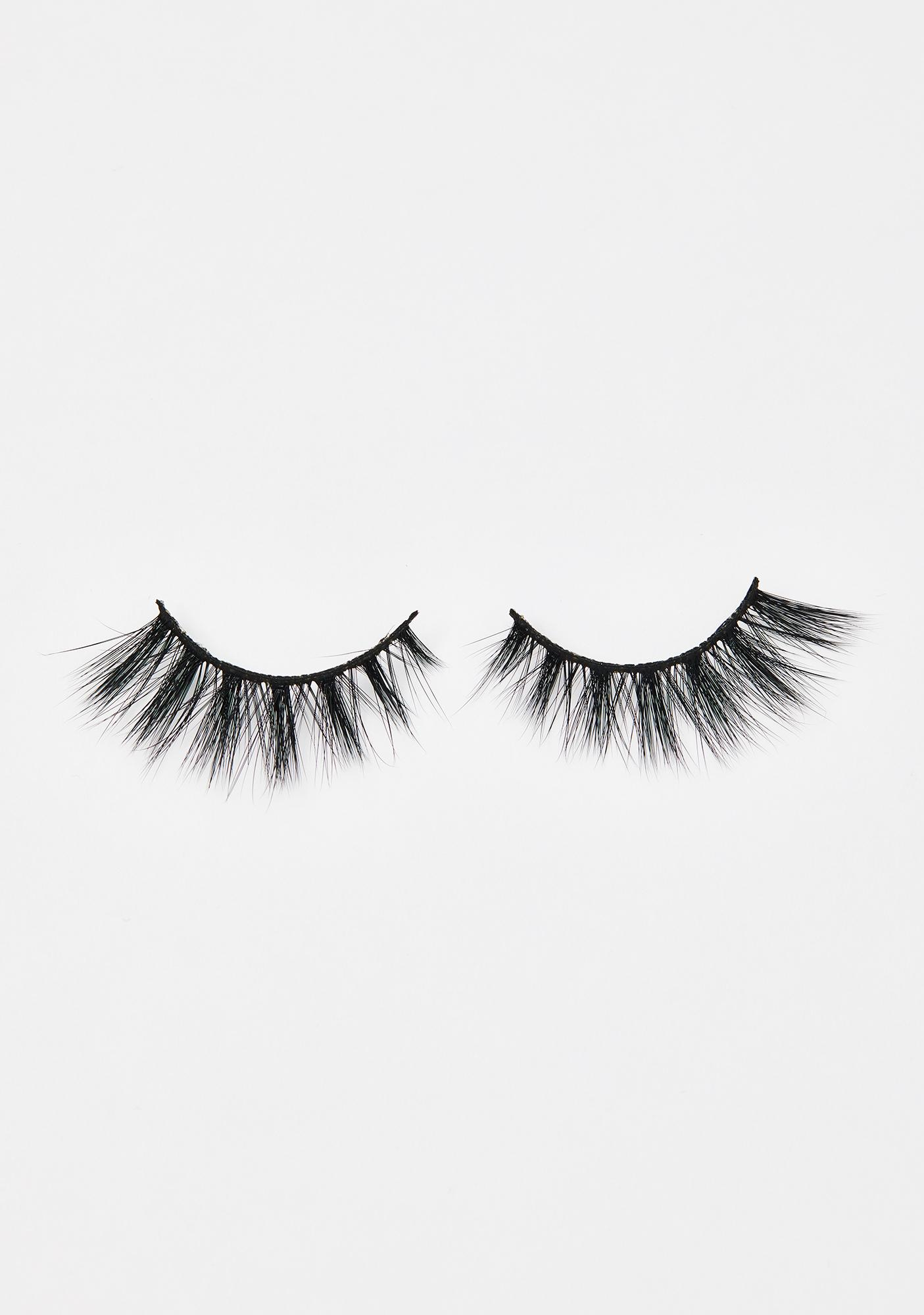 2740dfb1cab Featherella Beauty Angel Lashes | Dolls Kill