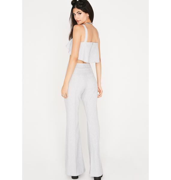 Wanted Woman Trouser Set