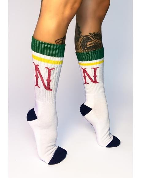 Campus Crew Socks