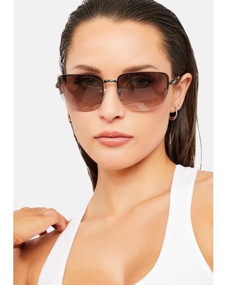 Smoke Delilah Sunglasses