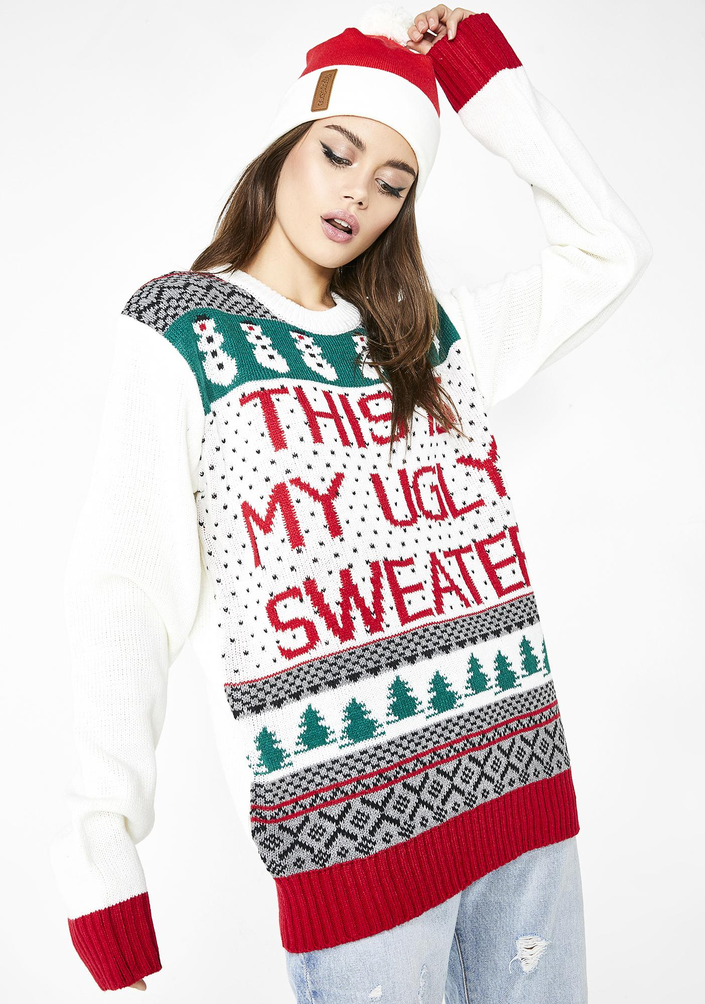 American Stitch This Is My Ugly Sweater