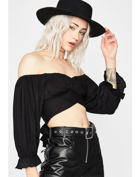 Wild Lust Crop Top