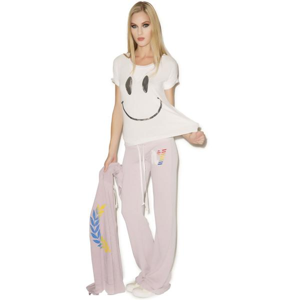 Rebel Yell RY Classic Rainbow BF Sweats