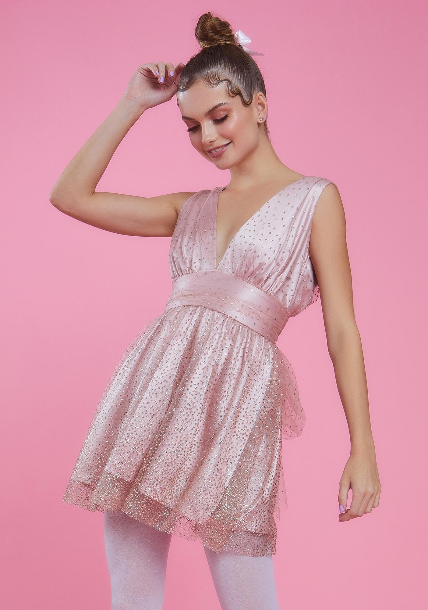 Sugar Thrillz High Class Sass Tulle Dress