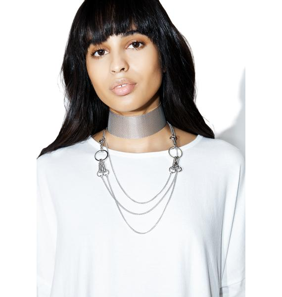 Breakout Chained Choker