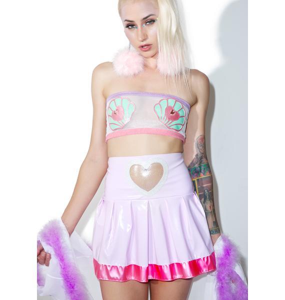 Kiss Me Kill Me Feminism Doesn't Kill Skirt