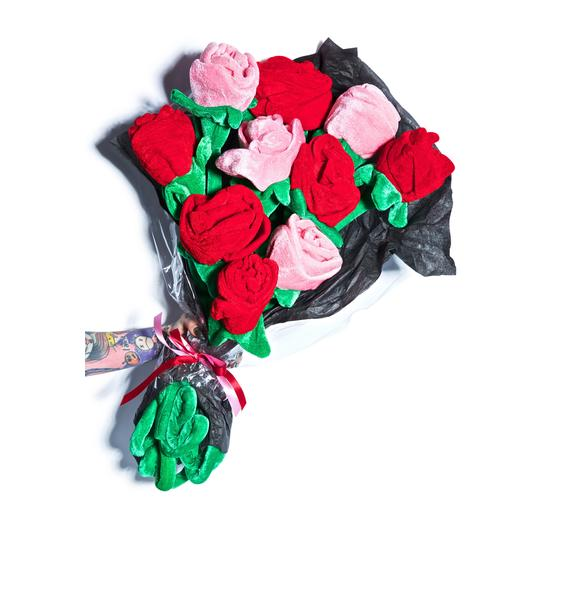 The Tuxedo Mask Rose