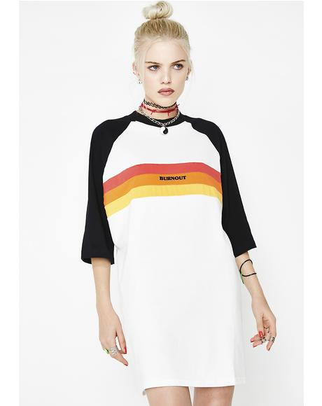 Fade Away Dress