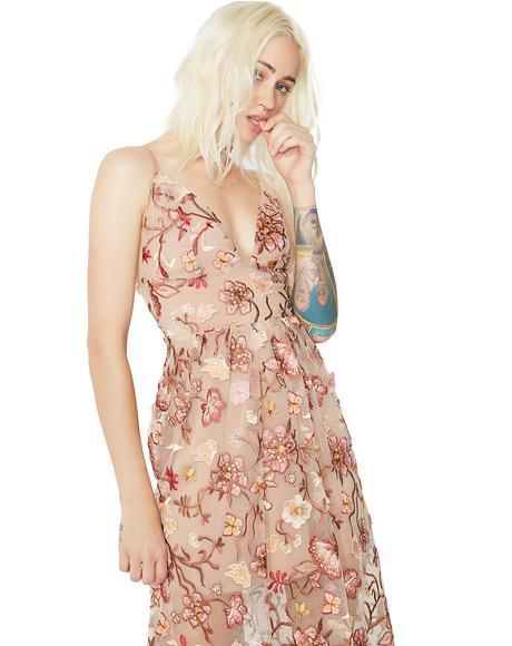 Botanic Midi Dress