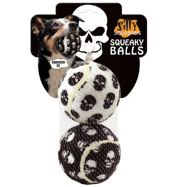 Skullhead Large Dog Tennis Balls