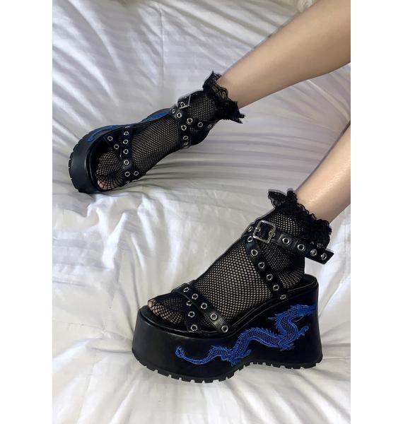 Current Mood Urban Icon Platform Sandals