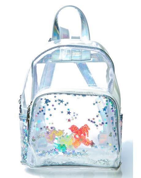 Unicorns R Watchin' Backpack