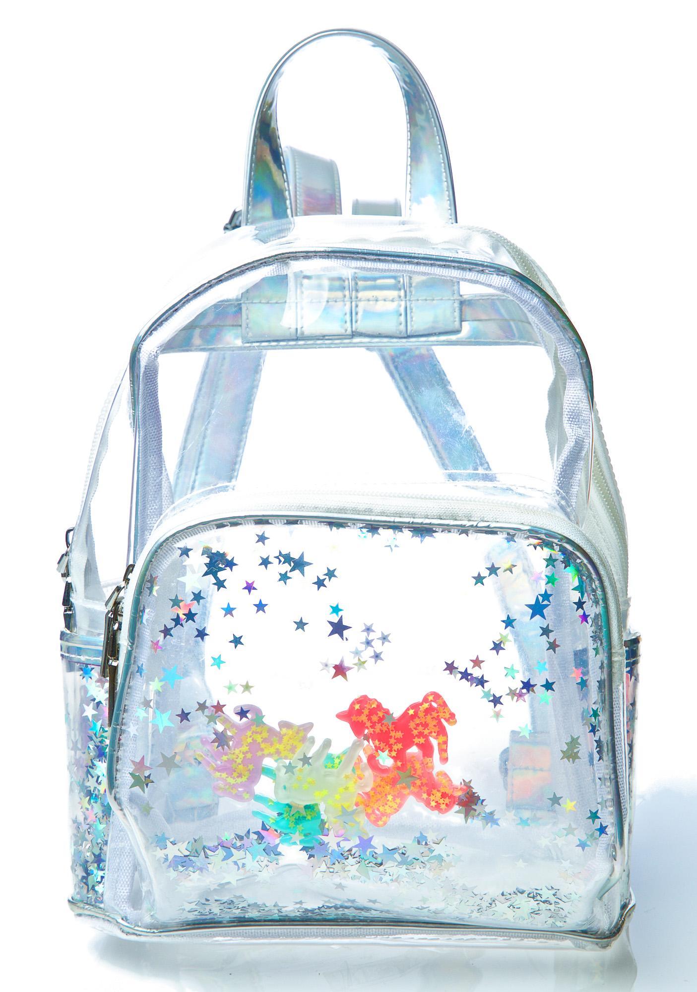 Current Mood Unicorns R Watchin' Backpack