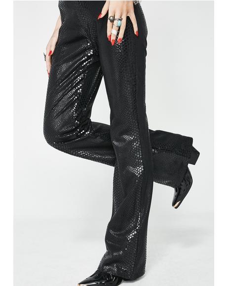 Black Viper Pants