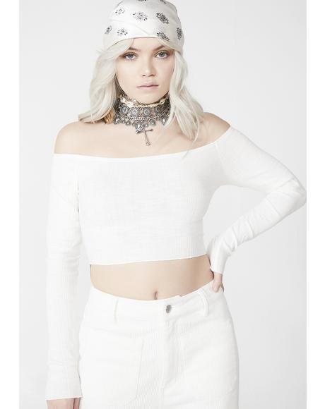 Pure Genius Crop Top