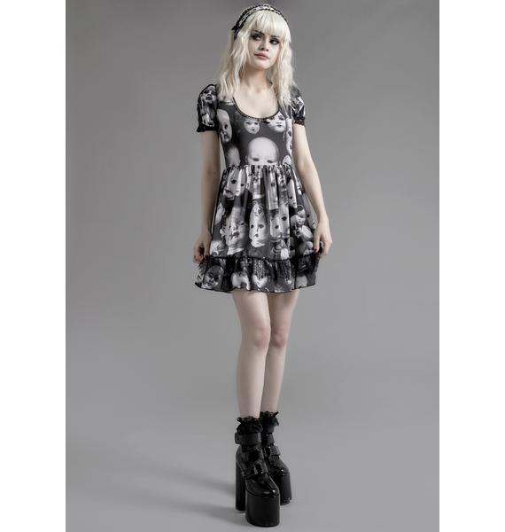 Widow Wayward Souls Babydoll Dress