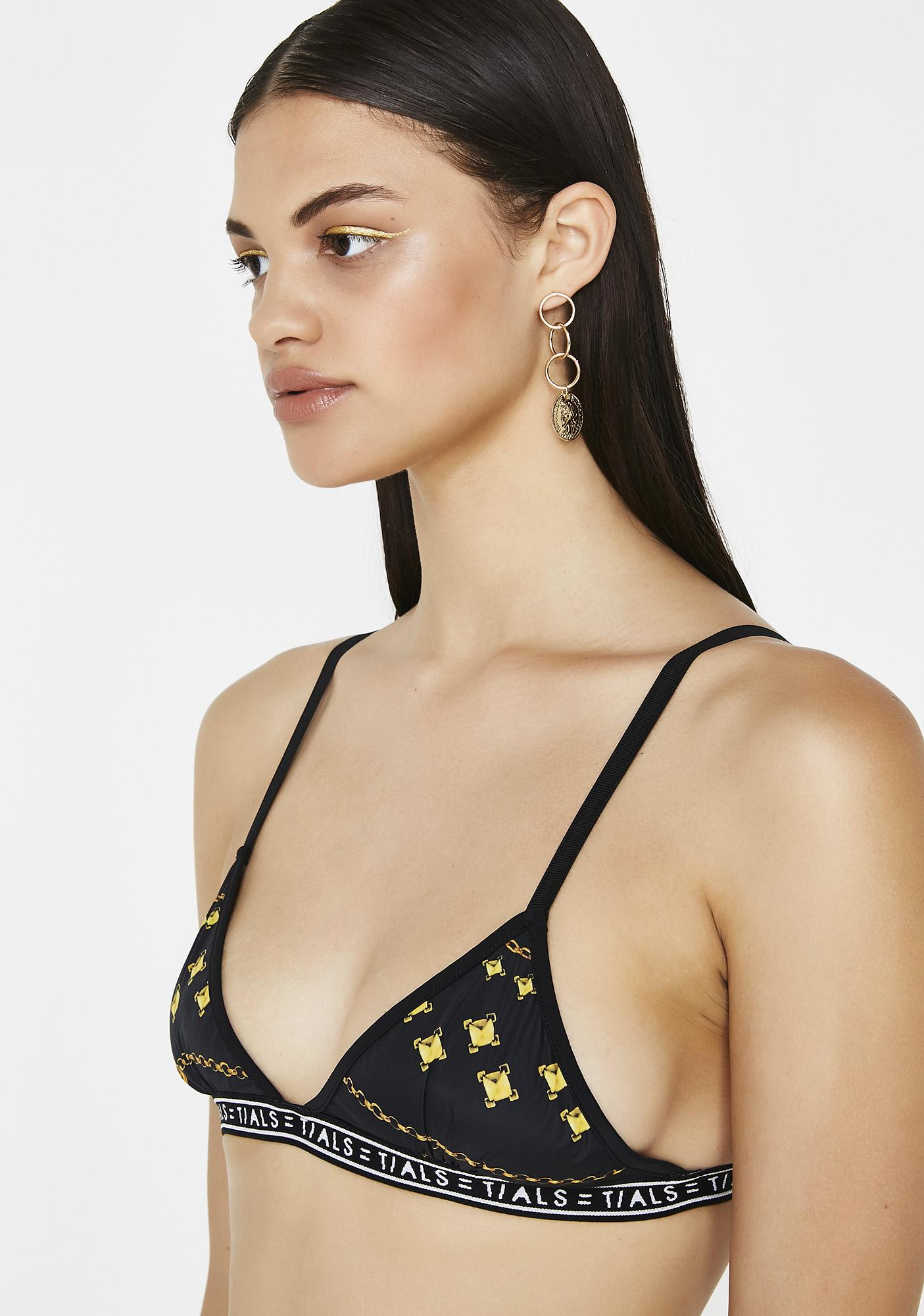 This Is A Love Song x Baroque Simple Bra