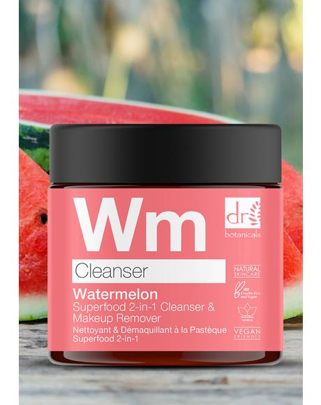 Watermelon Superfood 2-in-1 Cleanser And Makeup Remover