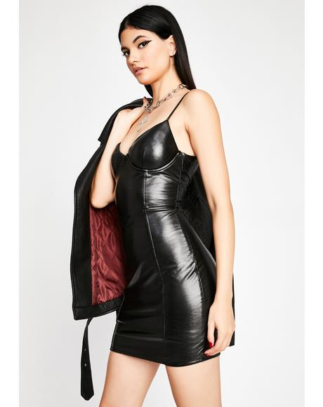 Sex N' Destruction Bodycon Dress