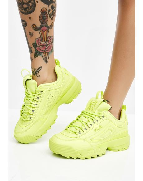 Biohazard Disruptor II Premium Sneakers
