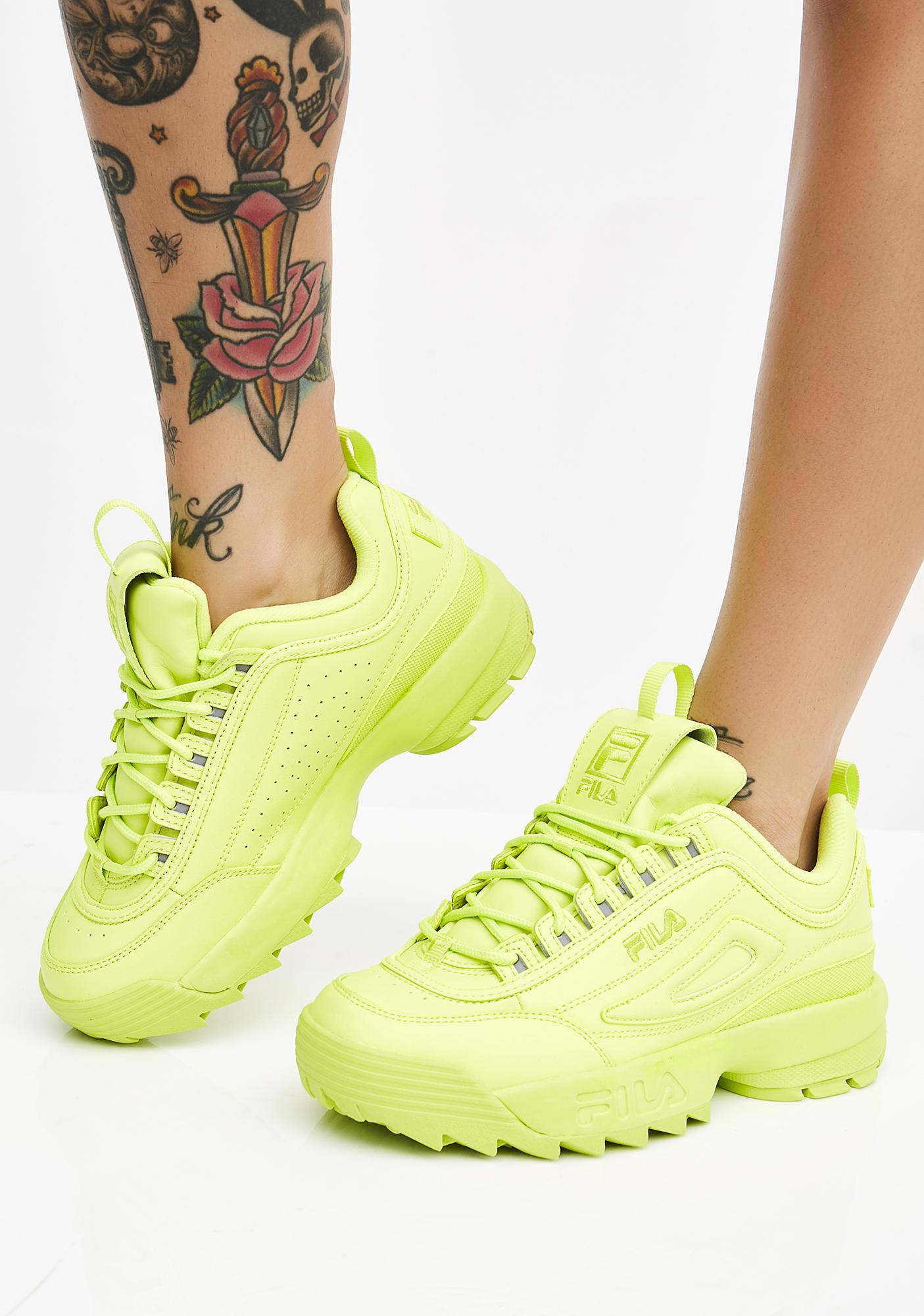 Premium SneakersDolls Biohazard Disruptor Fila Kill II sCtxdQrh