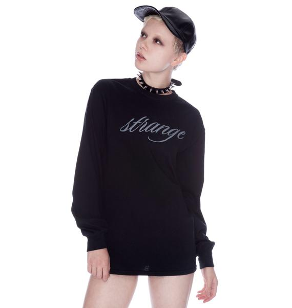 Shop W.A.S. Strange Long Sleeve Tee