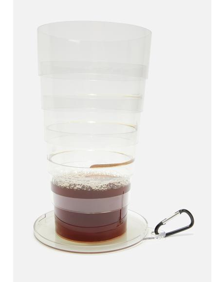Party To-Go Collapsible Cup