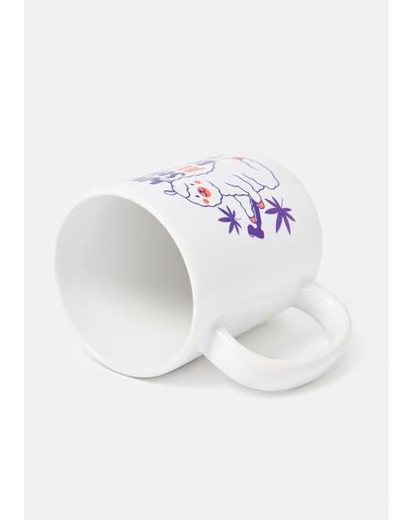 Alpaca Bowl Mug