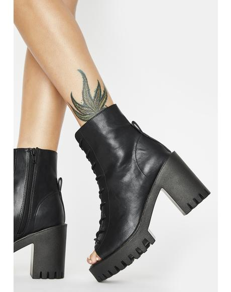 Bassline Ankle Boots