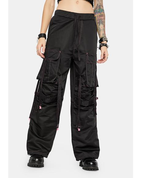 Techwear Shuffle Pants