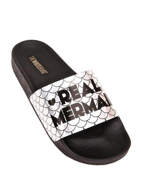 Real Mermaid Slides