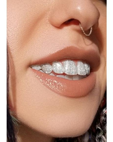 Glitterati Chrome Tooth Polish