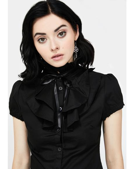 Lorai Ruffle Shirt