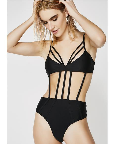 Inside The Lines Bodysuit