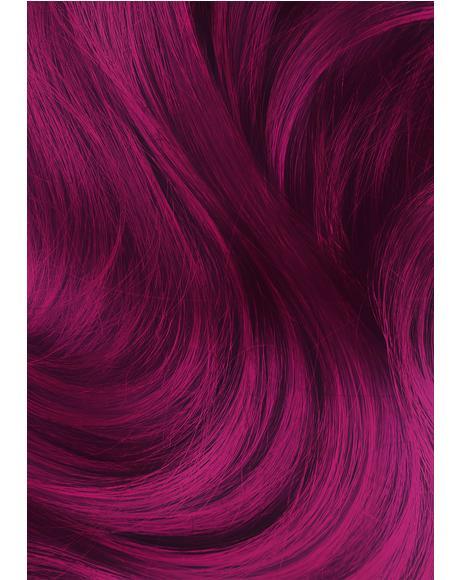 Chocolate Cherry Unicorn Hair Dye