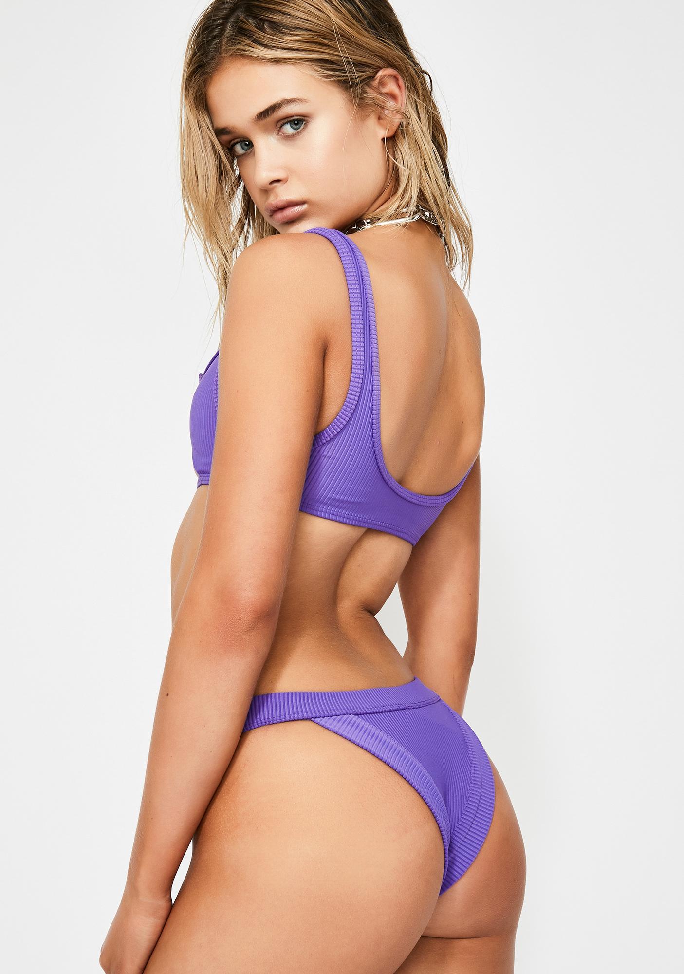 Frankies Bikinis Cole Bikini Bottoms