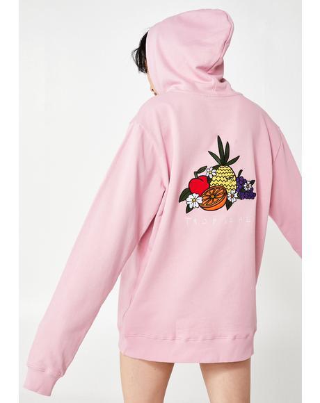Tropical Fruit Hoodie