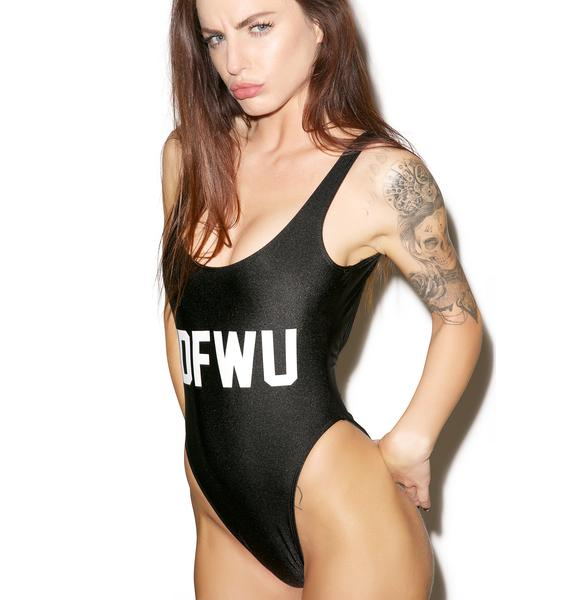 Private Party IDFWU Swimsuit