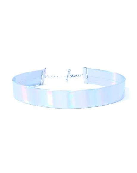 Hyperspace Holographic Choker