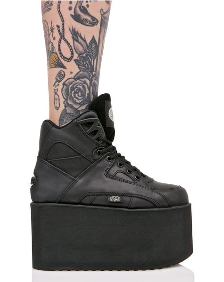 Texas Platform Sneakers