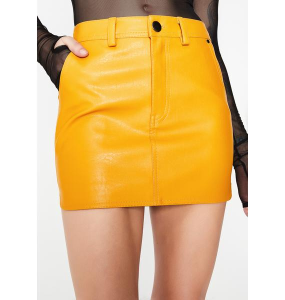 Life in Color Mini Skirt