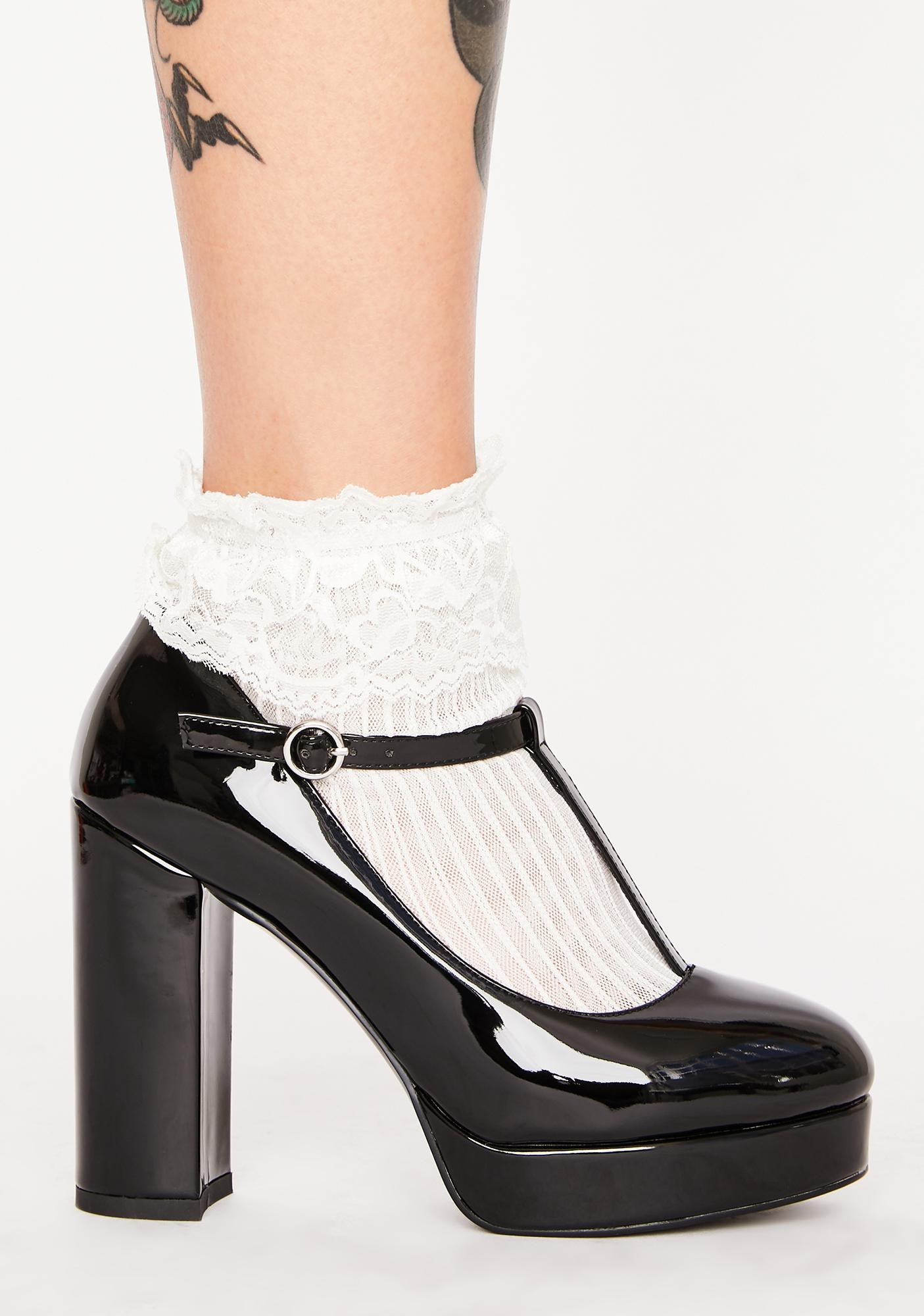 Sugar Thrillz Good Witch Vibes Mary Janes