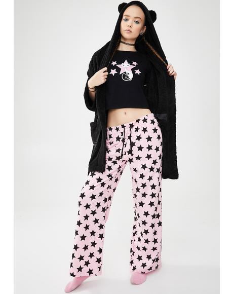 Feline Fine Pajama Set