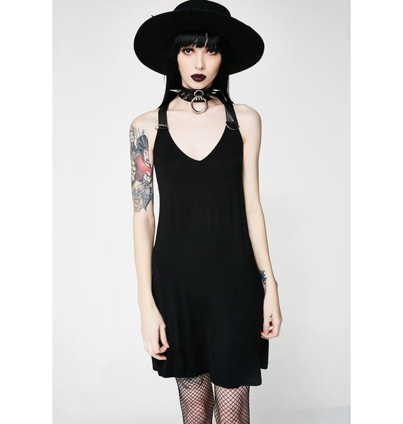 Disturbia Harness Dress