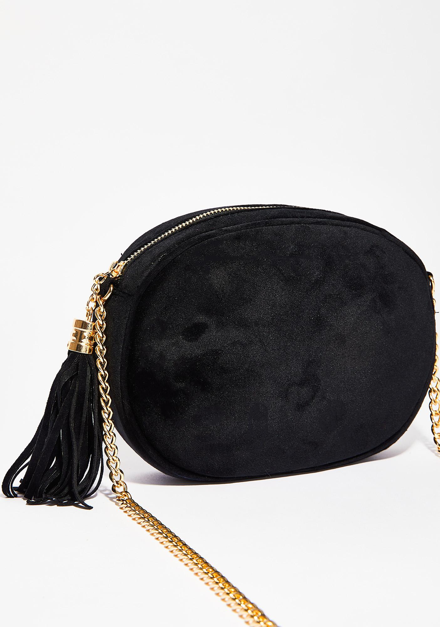 Fancy Femme Crossbody Bag