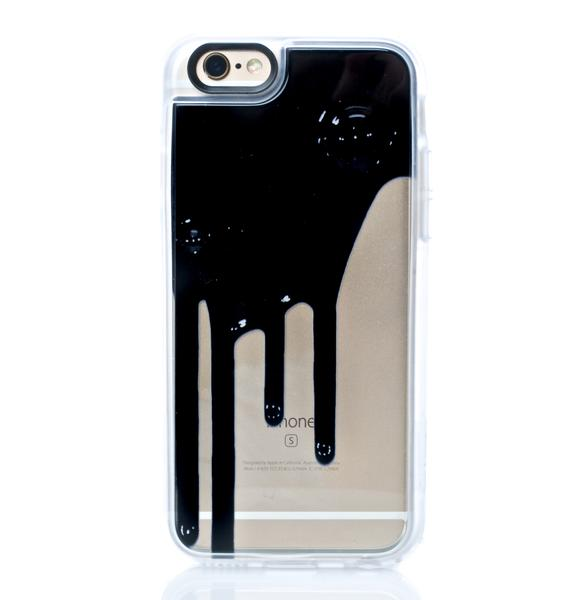 Casetify Blaq Drip iPhone 6/6S Case