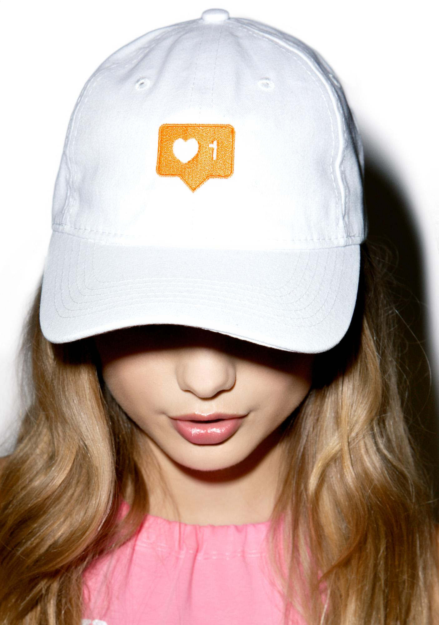 First Like Dad Hat